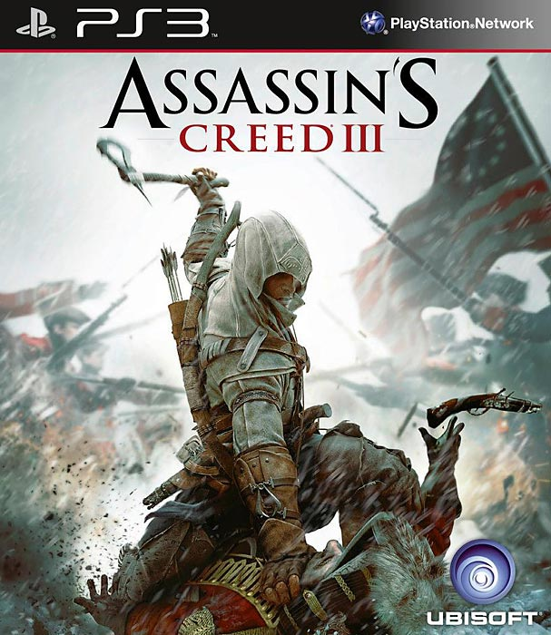 Assassin's Creed 3 -- actually the fifth major release in the series -- wows with a new main character, a welcome change in locale to the Revolutionary War-era United States and a potent reimagining of the franchise's parkour-derived combat and evasion.