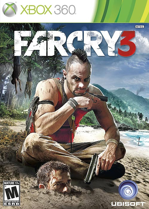 Being stranded on an island with a warlord and his nut-job minions hunting your every move is shockingly enjoyable in the lush and dangerous world of Far Cry 3.