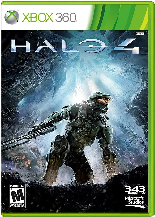 Master Chief's latest adventure is our Game of the Year thanks to a great single player campaign and story, strong graphics and amazing multiplayer action.