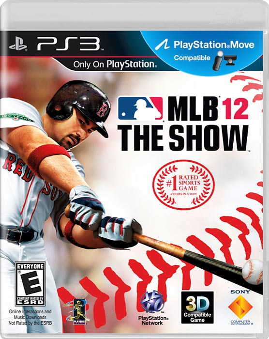 The Show continues to dominate all hardball comers with excellent graphics and well-tuned gameplay.