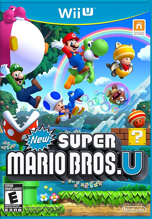 Nintendo's iconic Super Mario finally makes his high-def debut in the Wii U's first must-own game.