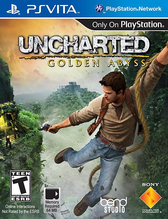 Uncharted Golden Abyss is another great Nathan Drake adventure with a solid campaign and visuals that impress on the PS Vita.