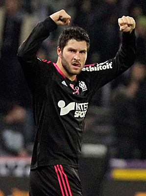 Andre-Pierre Gignac curled a shot into the top right corner in the 68th minute.