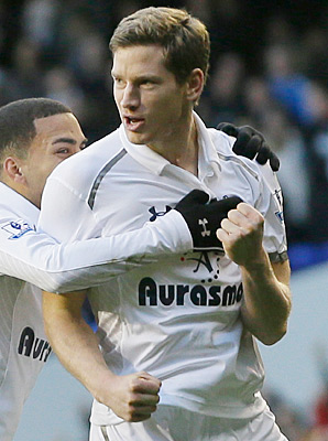 Jan Vertonghen knocked in the game's only goal in a Tottenham victory.