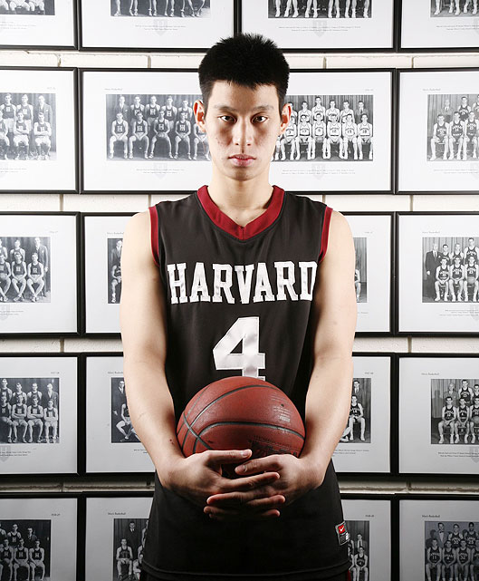 Lin helped Harvard set numerous program records during his senior year, including the mark for wins (21) and non-conference wins (11), and he was named a finalist for both the Bob Cousy Award (nation's top point guard) and the John R. Wooden Award (national player of the year).