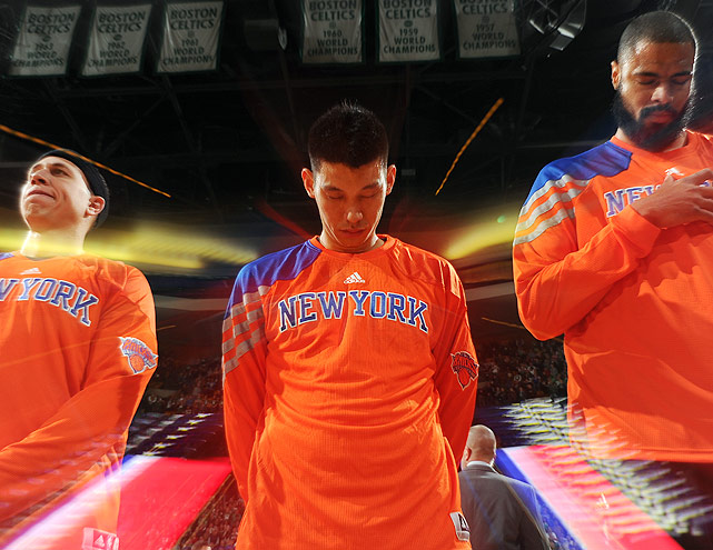 The Warriors waived Lin on the first day of training camp for the 2011-12 season. After a short preseason stint with the Rockets, Lin joined the Knicks on Dec. 27.