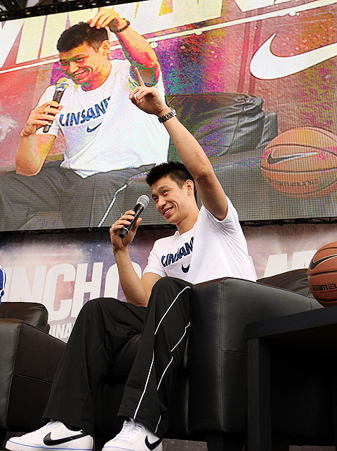 "Lin's outstanding play (and global appeal) made him an international sensation. He entered the 2012 offseason as a restricted free agent, but the Knicks were reportedly prepared to match any offer on Lin ""up to 1 billion dollars."""