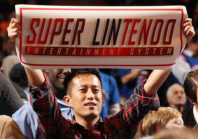 "Lin's meteoric rise earned him the admiration of fans both at home and on the road. Here's a sample of some of the signs fans made during the reign of ""Linsanity."""