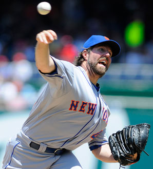 R.A. Dickey is just the latest big-name player to head to the Blue Jays this offseason.
