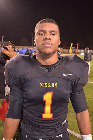 He's supposed to be a Notre Dame lock, but Mission Viejo's Max Redfield still has not announced his commitment.