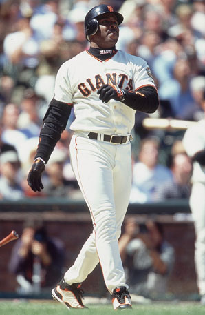 Barry Bonds hit 762 home runs in a career beset by controversy.