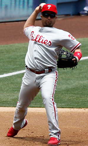 Placido Polanco has played 15 seasons in the majors.