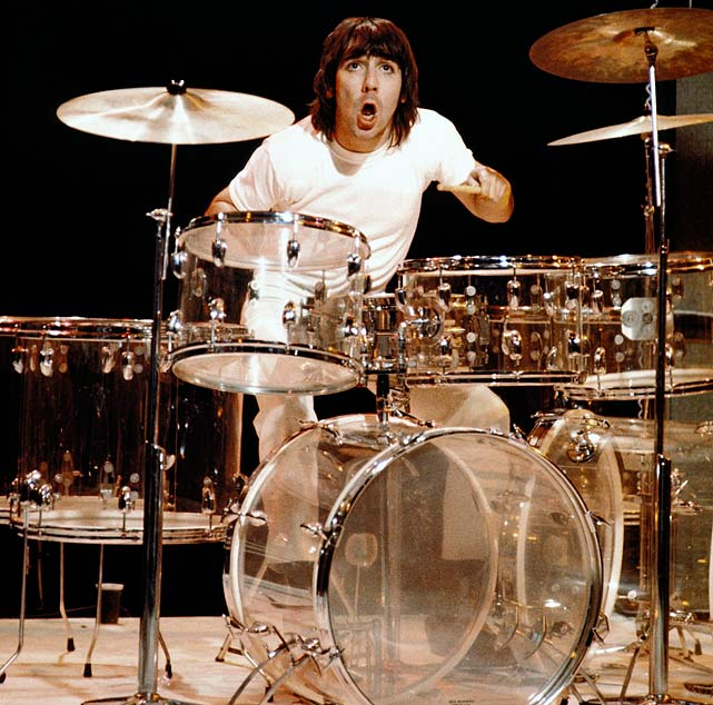 Organizers of the London Olympics reached out to the manager of The Who to ask if former drummer Keith Moon would be willing to participate in the Games' closing ceremony. Moon died in 1978. <italics>April 23 issue</italics>