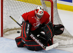 Malcolm Subban, brother of PK the Montreal Canadiens defenseman, is a big question mark for gold-medal contender Canada.