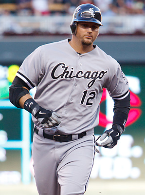 A.J. Pierzynski has played with the Twins, Giants and White Sox since his 1998 debut.