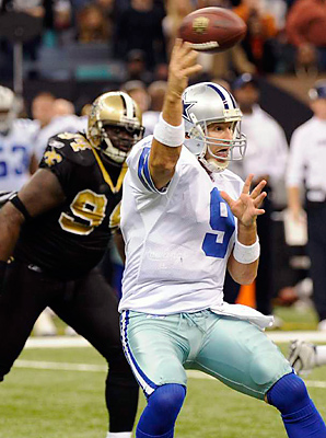 Tony Romo may have a big game against the Saints, but there are better Week 16 options.