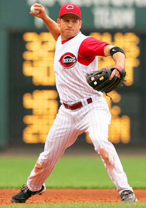 Ryan Freel's last major league season was 2009.