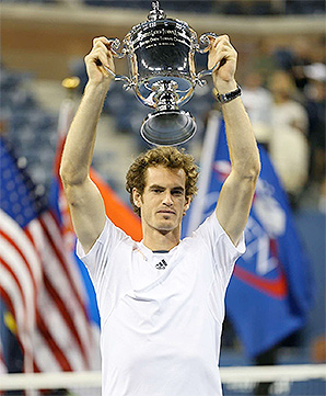 After winning the 2012 U.S. Open, Andy Murray will have a different mindset heading into 2013.