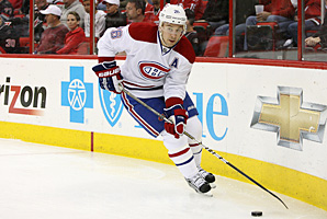 Josh Gorges is an eight-year NHL veteran.