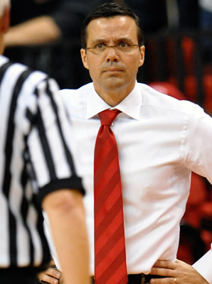 "Coach Tim Miles said in a text message he's ""greatly disappointed in the report and Deverell's actions."""