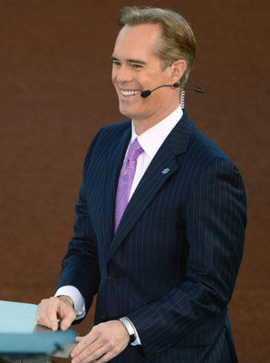 SI.com's Media Awards received plenty of flak for naming Joe Buck its '12 Person of the Year.