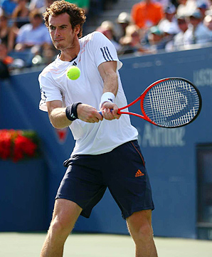 Andy Murray was a Wimbledon finalist, Olympic gold medalist and U.S. Open winner in 2012.