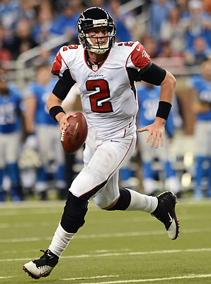 Atlanta's Matt Ryan has been an excellent fantasy quarterback all season, but he's a very risky start in Week 17 since he might not play the entire game.
