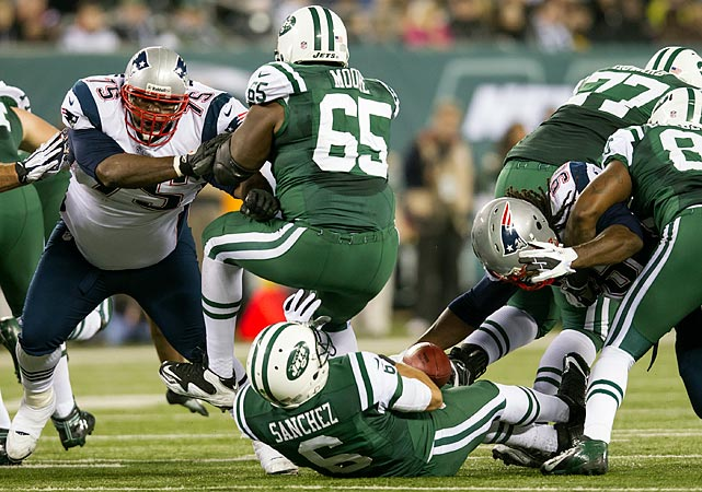 """A few years ago, Rex Ryan and the Jets were some of the biggest stars of New York. This season they Jets were still all over the headlines, but not in a favorable way. The Jets slumped to 6-10, hampered by the oftentimes laughable play of quarterback Mark Sanchez -- see: the """"butt fumble"""" -- and even after benching Sanchez in Week 15, the Jets still lost."""