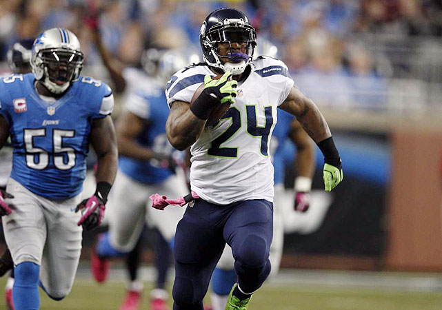 Don't stop handing the ball to Marshawn Lynch -- even if they fall behind.