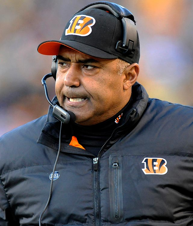 Coach Marvin Lewis can't have another brain freeze like the one he had against the Steelers in Week 15.