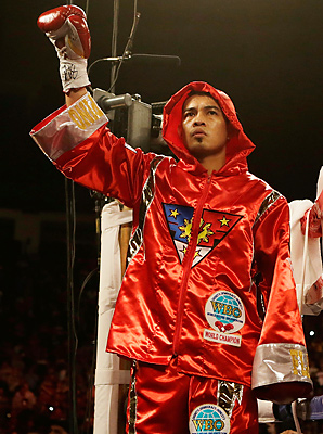 Nonito Donaire won all four of his fights in 2012