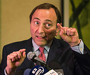 Commissioner Gary Bettman and the league would like to reach a deal no later than Jan. 11, which would allow a 48-game season to begin Jan. 19.