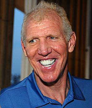 In 2009, Bill Walton endured an eight-and-half-hour spinal surgery that turned his life around and allowed him to return to broadcasting.