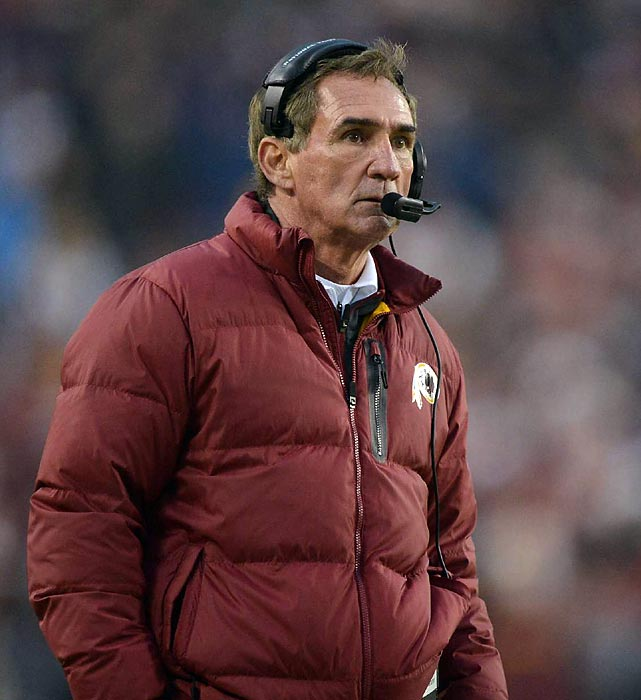 Owner Daniel Snyder should continue to stay out of the way of coach Mike Shanahan.