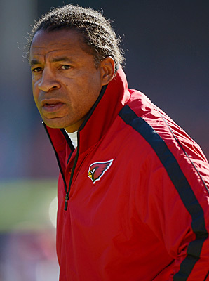 Ray Horton (above) could become the replacement for fired Arizona coach Ken Whisenhunt.