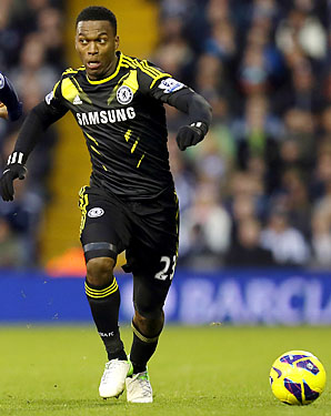 Daniel Sturridge had been with Chelsea since 2009.