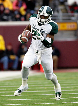 Image result for leveon bell michigan state