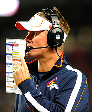 Mike McCoy became an NFL assistant in 2000 and has spent 13 seasons as an offensive assistant with the Panthers and Broncos.