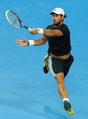 Fernando Verdasco helped Spain win the deciding mixed doubles match vs. Serbia.