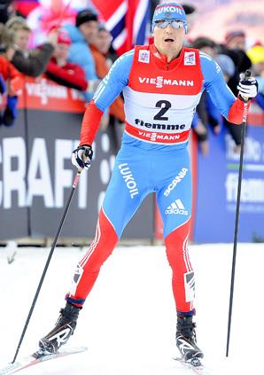 Alexander Legkov rallied to win his first Tour de Ski title.
