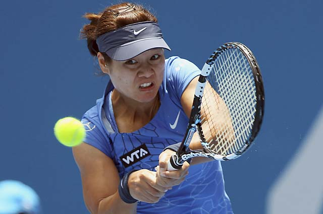 Li Na is preparing for the Australian Open, where she was a finalist in 2011.