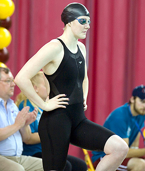 Top swimmers like Missy Franklin will begin to receive prize money for placing first, second or third at the Grand Prix Series.