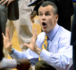 Florida coach Billy Donovan believes it's unfair to base a league's reputation solely on its November or December performance.