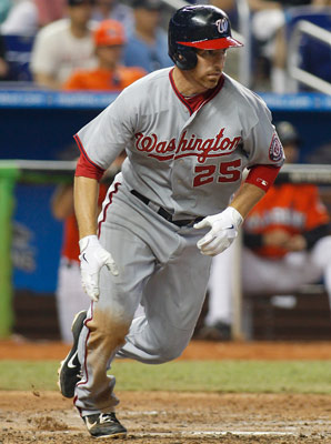 Adam LaRoche hit .271 with 33 home runs and 100 RBIs last season.