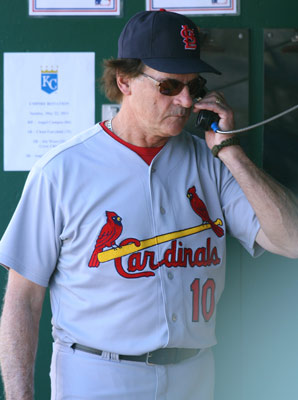 Managers will begin to use wireless phones to make calls to the bullpen next year.