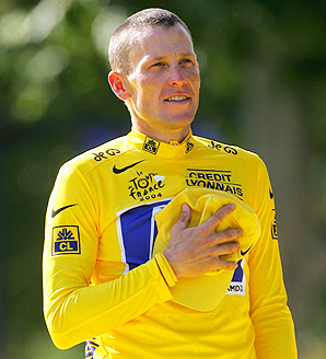 Lance Armstrong has been stripped of all seven of his Tour de France titles.