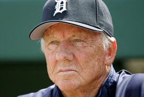 "Hall of Famer Al Kaline said, ""I'm kind of glad that nobody got in this year."""