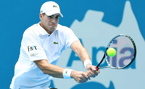 John Isner has struggled with a bone bruise since the beginning of the year.