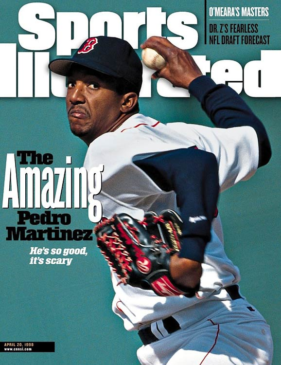 Pedro Martinez will live in Red Sox lore forever. He earned three Cy Young Awards and eight All-Star selections over an 18-year career. He posted two seasons with an ERA under 2.00 and five seasons with a WHIP under 1.00.