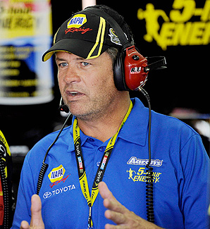 Michael Waltrip will drive the No. 30 in a one-race deal, and full-time driver David Stremme will drive the rest of the season.